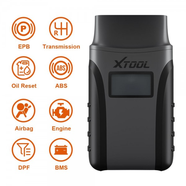 Xtool A30 Profi Diagnosegerät PKW über 57 KFZ Hersteller 2019 Tiefendiagnose