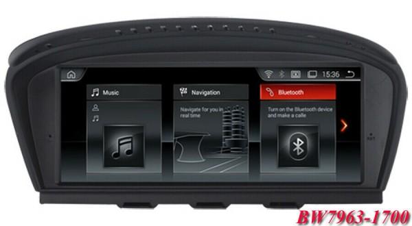 BMW E60 E61 E63 E64 M5 E90 E91 E92 MASK CIC Android Touchscreen GPS NAVI USB SD-Copy