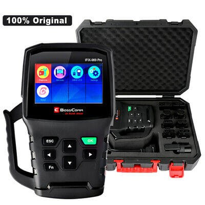 Autek IFIX969 pro OBD2 Scanner Full System Auto KFZ Diagnosegerät Scan Tool